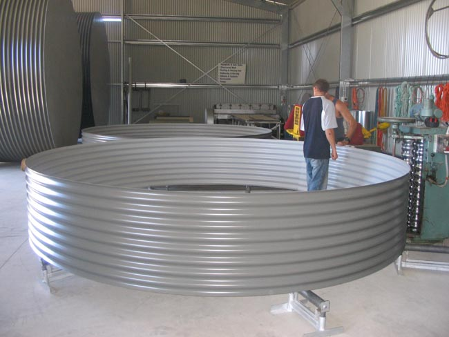 about eyre tank makers